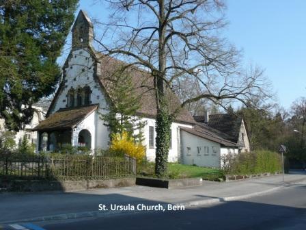 Den danske Kirke i Schweiz